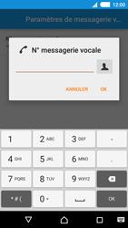 Sony E2303 Xperia M4 Aqua - Messagerie vocale - Configuration manuelle - Étape 9