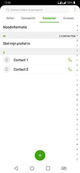 LG g7-fit-dual-sim-lm-q850emw - Contacten en data - Contacten kopiëren van toestel naar SIM - Stap 5
