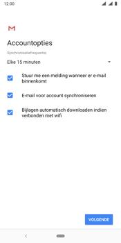 Nokia 9 - E-mail - Handmatig instellen (outlook) - Stap 10