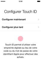 Apple iPhone 5s - Premiers pas - Créer un compte - Étape 38