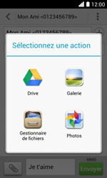 Huawei Ascend Y330 - MMS - envoi d'images - Étape 12