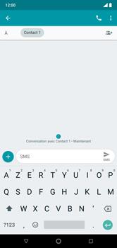 Nokia 7.1 - Contact, Appels, SMS/MMS - Envoyer un SMS - Étape 7