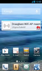 Huawei Ascend Y300 - E-mail - Account instellen (POP3 zonder SMTP-verificatie) - Stap 3