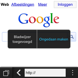 BlackBerry Q10 - Internet - Internetten - Stap 6