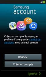 Samsung Galaxy Ace 3 - Premiers pas - Créer un compte - Étape 9