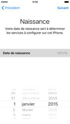 Apple iPhone 6s - Premiers pas - Créer un compte - Étape 20