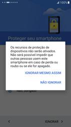 Samsung Galaxy S7 Edge - Primeiros passos - Como ativar seu aparelho - Etapa 17
