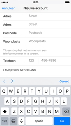 Apple iPhone 6 iOS 9 - Applicaties - Account instellen - Stap 21