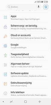Samsung galaxy-s8-g950-android-oreo - Software updaten - Update installeren - Stap 4