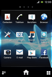 Sony ST21i Xperia Tipo - Internet - Handmatig instellen - Stap 18