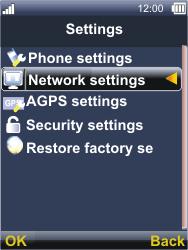 Sonim XP3300 Force - Internet - Manual configuration - Step 4