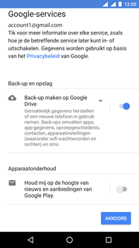 Nokia 6.1 Dual-SIM (TA-1043) - Applicaties - Account aanmaken - Stap 14
