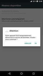 BlackBerry DTEK 50 - Réseau - Utilisation à l
