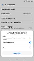 Huawei P9 Lite - Android Nougat - MMS - probleem met ontvangen - Stap 8