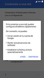 Sony Xperia XZ - Android Nougat - Primeros pasos - Activar el equipo - Paso 9