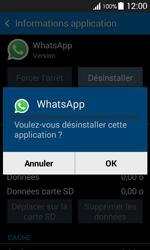 Samsung Galaxy Ace 4 - Applications - Supprimer une application - Étape 7