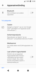 Sony Xperia XZ2 Compact (H8314) - Bluetooth - Aanzetten - Stap 4
