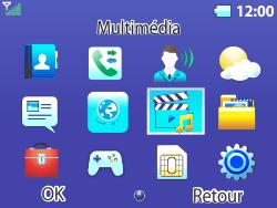Bouygues Telecom Bc 311 - Photos, vidéos, musique - Envoyer une photo via Bluetooth - Étape 3