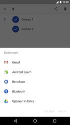 LG Nexus 5x - Android Nougat - Contacten en data - Contacten overzetten via Bluetooth - Stap 8