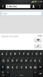 HTC Desire 601 - MMS - envoi d'images - Étape 10
