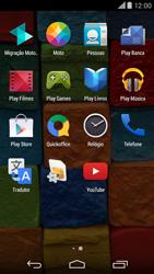 Motorola Moto X (2014) - Aplicativos - Como baixar aplicativos - Etapa 3