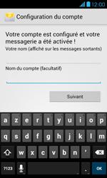Bouygues Telecom Bs 401 - E-mails - Ajouter ou modifier un compte e-mail - Étape 21