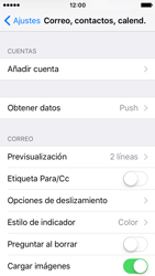 Apple iPhone SE - E-mail - Configurar Yahoo! - Paso 4
