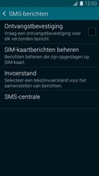 Samsung Galaxy K Zoom 4G (SM-C115) - SMS - Handmatig instellen - Stap 9