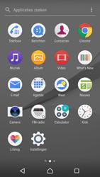 Sony xperia-z5-compact-e5823-android-nougat - Contacten en data - Contacten kopiëren van SIM naar toestel - Stap 3
