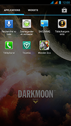 Wiko Darkmoon - Messagerie vocale - Configuration manuelle - Étape 3