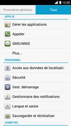 Bouygues Telecom Ultym 5 - Sécuriser votre mobile - Activer le code de verrouillage - Étape 4