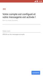 Nokia 8 (SingleSim) - E-mail - Configuration manuelle - Étape 22