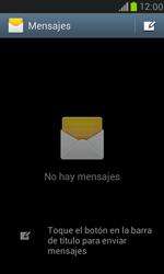 Samsung Galaxy S3 Mini - Mensajería - Configurar el equipo para mensajes de texto - Paso 4