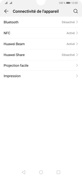 Huawei P30 - Bluetooth - connexion Bluetooth - Étape 6