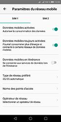 Huawei Y5 (2018) - Internet et connexion - Activer la 4G - Étape 6