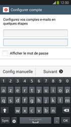 Samsung Galaxy Grand 2 4G - E-mails - Ajouter ou modifier un compte e-mail - Étape 6