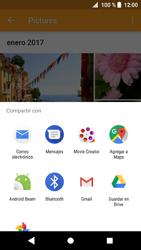 Sony Xperia XZ1 - Bluetooth - Transferir archivos a través de Bluetooth - Paso 12