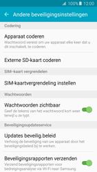 Samsung Galaxy S5 Neo (SM-G903F) - Beveiliging en ouderlijk toezicht - Hoe wijzig ik mijn SIM PIN-code - Stap 6
