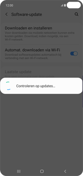 Samsung galaxy-s10-plus-dual-sim-sm-g975f - Software updaten - Update installeren - Stap 6