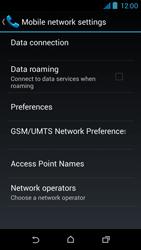 HTC Desire 310 - Internet - Manual configuration - Step 6