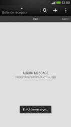 HTC Desire 601 - E-mail - envoyer un e-mail - Étape 17