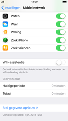 Apple iphone-6-ios-12 - WiFi - WiFi Assistentie uitzetten - Stap 6