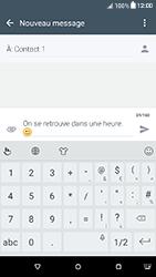 HTC Desire 650 - Contact, Appels, SMS/MMS - Envoyer un SMS - Étape 10