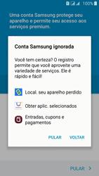 Samsung Galaxy J5 - Primeiros passos - Como ativar seu aparelho - Etapa 17