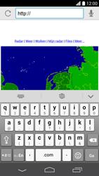 Huawei Ascend P6 (Model P6-U06) - Internet - Hoe te internetten - Stap 15