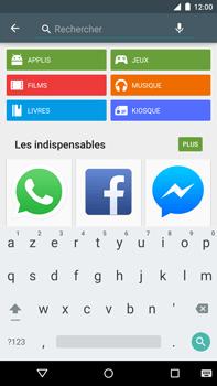 Motorola Nexus 6 - Applications - MyProximus - Étape 5