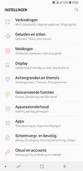 Samsung Galaxy A8 Plus - Beveiliging en privacy - zoek mijn mobiel activeren - Stap 4