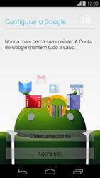 Motorola Moto X (2014) - Primeiros passos - Como ativar seu aparelho - Etapa 10