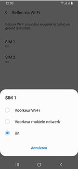Samsung galaxy-a40-dual-sim-sm-a405fn - Bellen - WiFi Bellen (VoWiFi) - Stap 10