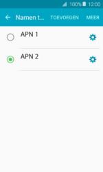 Samsung J120 Galaxy J1 (2016) - Internet - Handmatig instellen - Stap 17